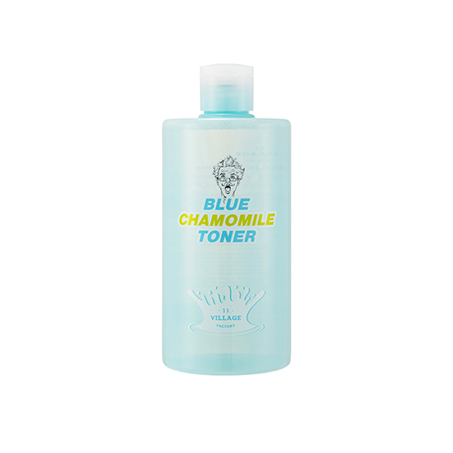 VILLAGE 11 FACTORY Blue Chamomile Toner