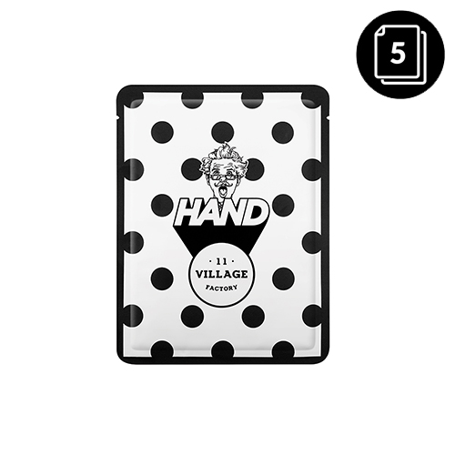 VILLAGE 11 FACTORY Relax Day Hand Mask