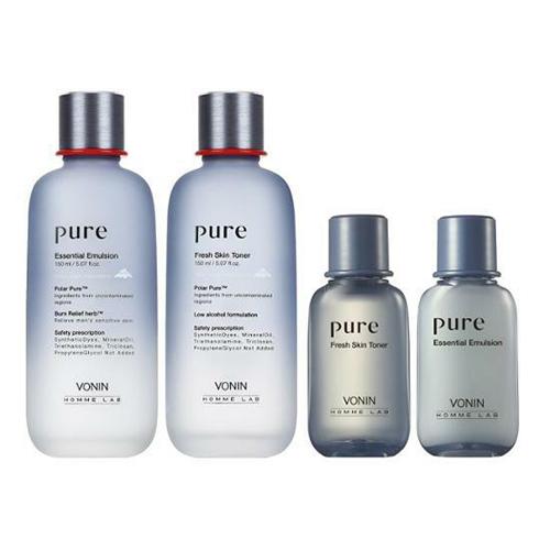 VONIN_Pure_Skintoner_Emulsion_Set