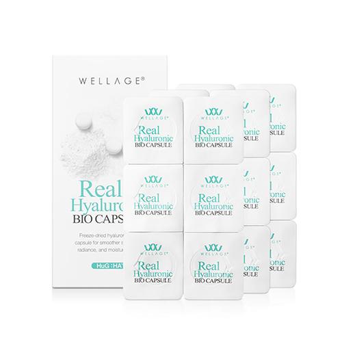 WELLAGE Real Hyaluronic Bio Capsule