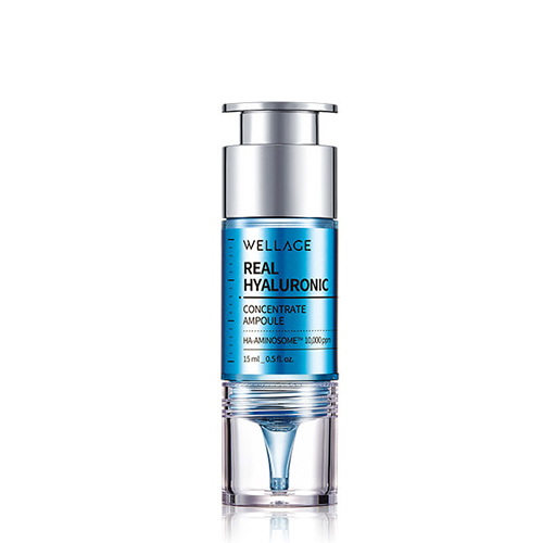 WELLAGE Real Hyaluronic Concentrate Ampoule