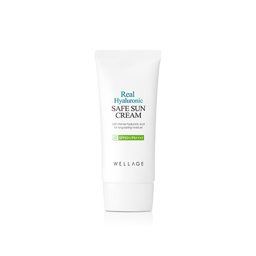 WELLAGE Real Hyaluronic Safe Sun Cream