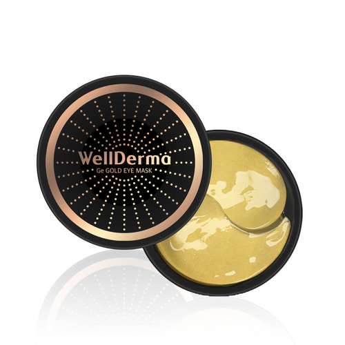 WellDerma GE Gold Eye Mask