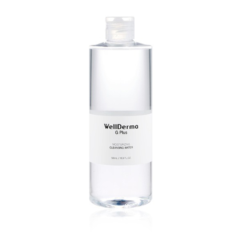 WellDerma G Plus Moisturizing Cleansing Water