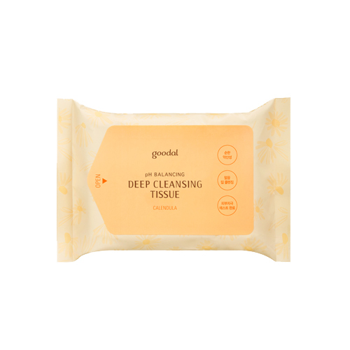goodal Calendula pH Balancing Deep Cleansing Tissue
