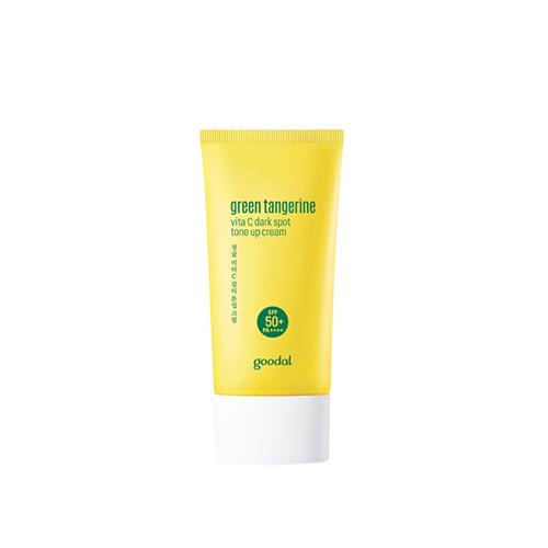 goodal Green Tangerine Vita C Dark Spot Tone Up Cream SPF50+ PA++++