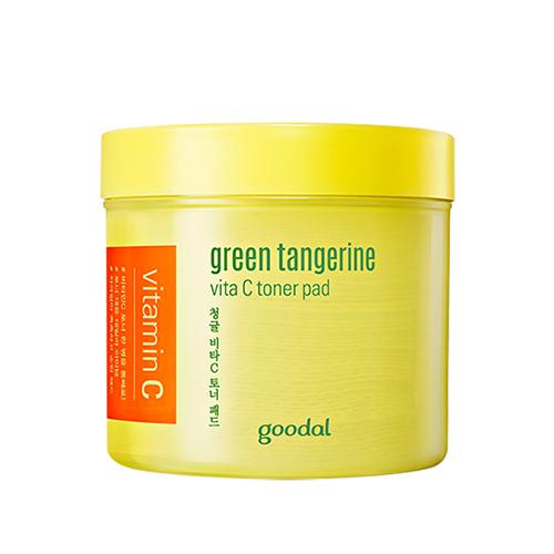 goodal_Green_Tangerine_Vita_C_Toner_Pad_70ea