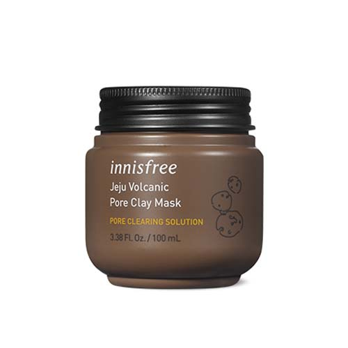 Innisfree Jeju Volcanic Pore Clay Mask Original
