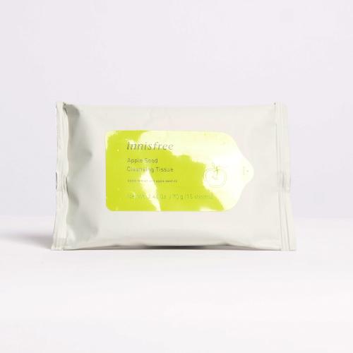 Innisfree_Apple_Seed_Cleansing_Tissue