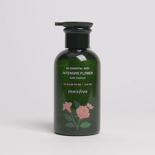 Innisfree My Essential Body Intensive Flower Body Cleanser