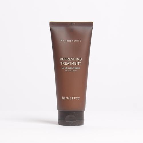 Innisfree My Hair Recipe Refreshing Treatment