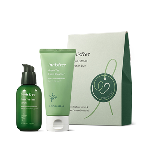 Innisfree Special Gift Set Hydration Duo