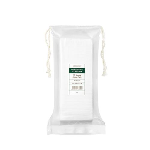 Innisfree 1/2 Sponge Cotton Pads