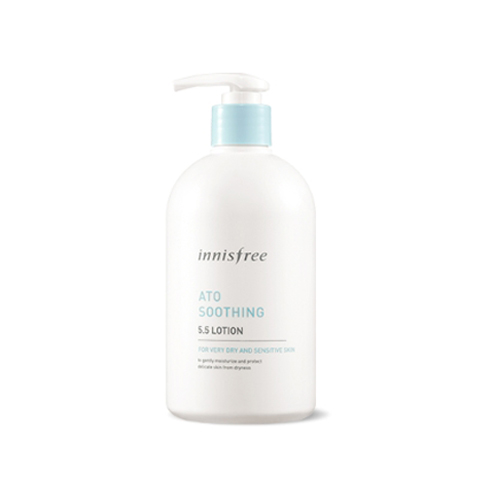 innisfree Ato Soothing 5.5 Lotion