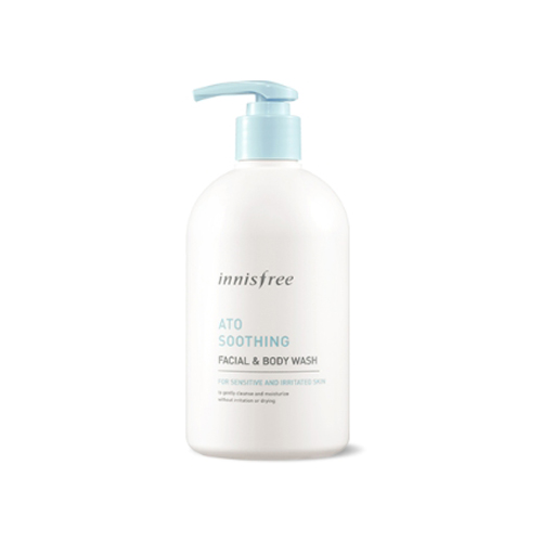 innisfree Ato Soothing Facial&Body Wash