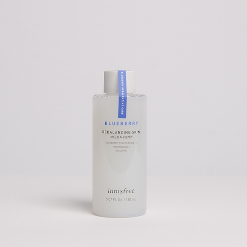 innisfree Blueberry Rebalancing Skin