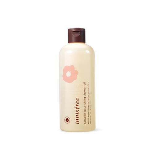 innisfree Camellia Nourishing Shower Oil