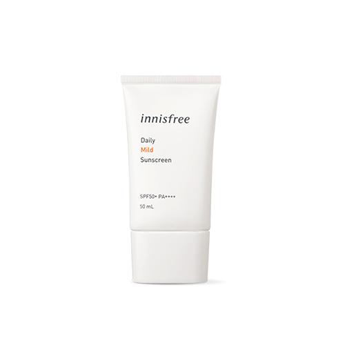 innisfree Daily Mild Sunscreen