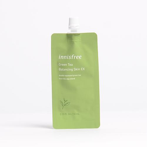 innisfree Green Tea Balancing Skin EX (7days)