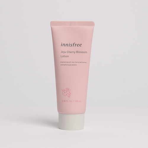 innisfree Jeju Cherry Blossom Jelly Lotion