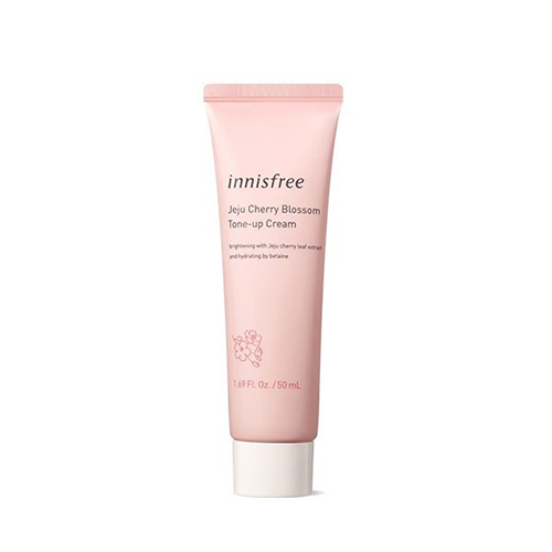 innisfree Jeju Cherry Blossom Tone Up Cream Tube