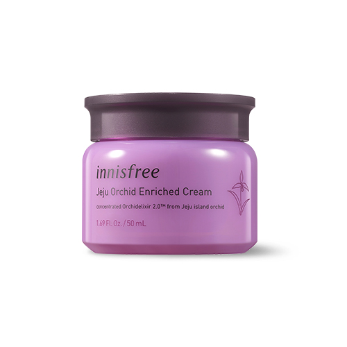 innisfree Jeju Orchid Enriched Cream