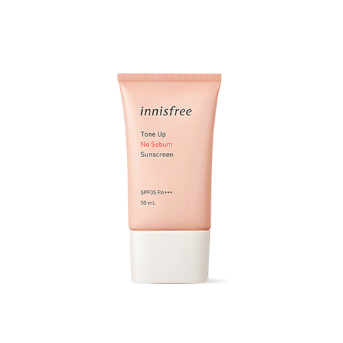 innisfree Tone Up No Sebum Sunscreen