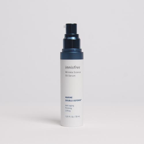 innisfree Wrinkle Science Oil Serum