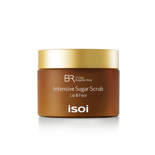 isoi Bulgarian Rose Intensive Sugar Scrub Lip & Face