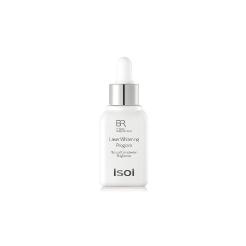 isoi Bulgarian Rose Laser Whitening Program