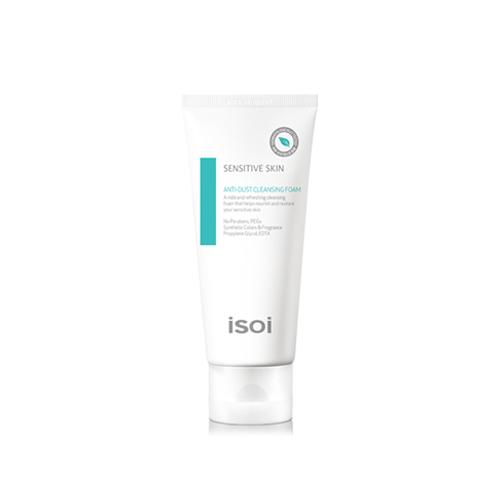 isoi Sensitive Skin Anti-Dust Cleansing Foam