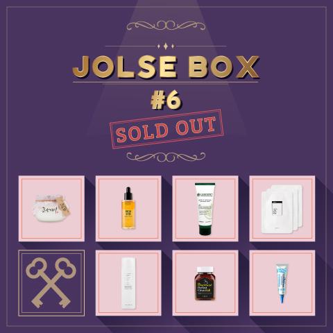 JOLSE BOX #6