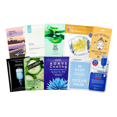 Mask Sheet Trial Kit (Luminous)