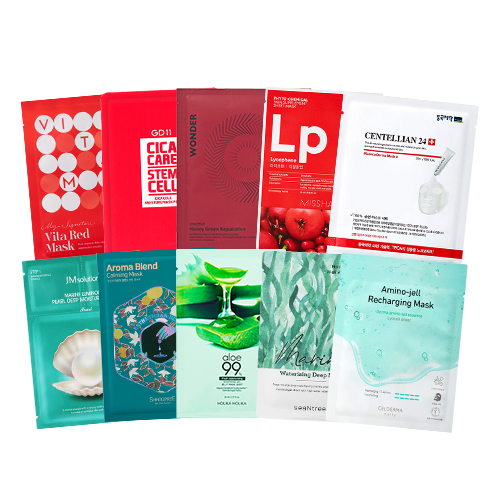 Mask Sheet Trial Kit (X-MAS)