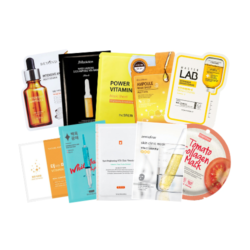 Mask Sheet Trial Kit (Vita)