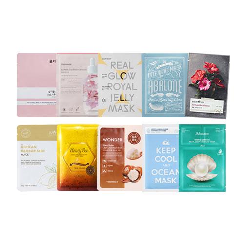 Mask Sheet Trial Kit (Winter)
