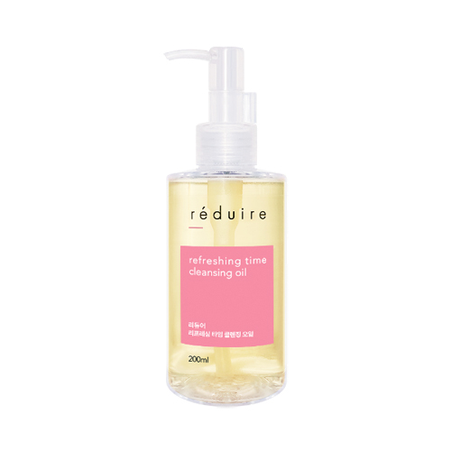 reduire Refreshing Time Cleansing Oil