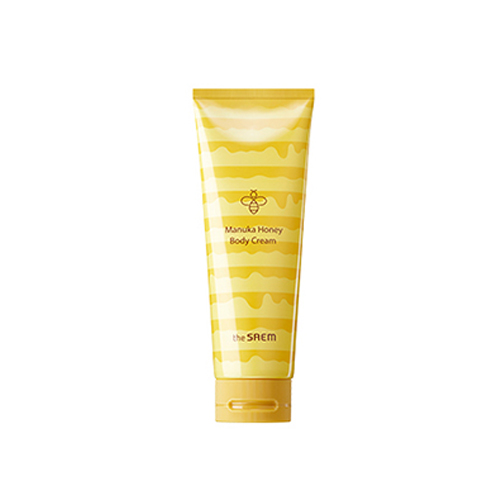 the SAEM Care plus Manuka Honey Body Cream