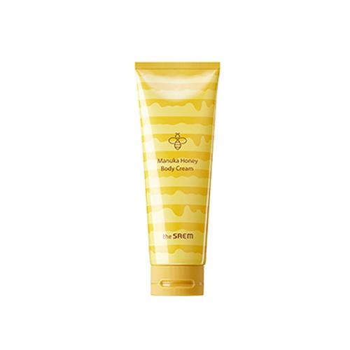 the SAEM Care plus Manuka Honey Body Cream
