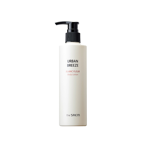 the SAEM Urban Breeze Body Lotion Blanc Fleur